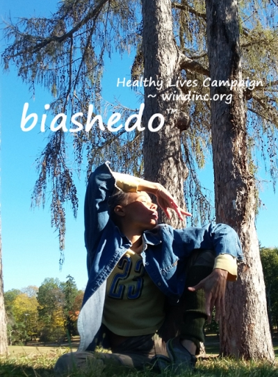 biashedo Movement Sound Art Blue Skies VII