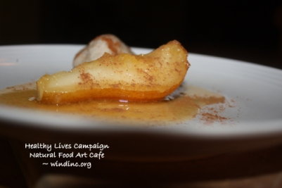 HLC NFAC Raw Poached Pear II