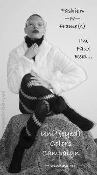 White Fur Hand